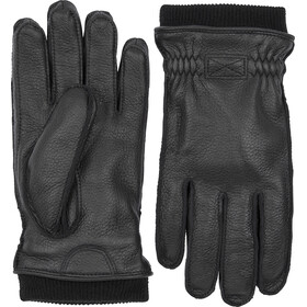 Hestra Malte Handschuhe Damen black